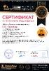 сертификат дилера 2018
